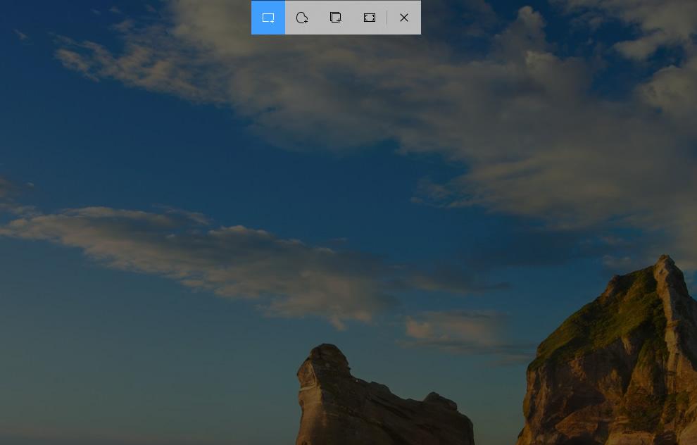 Windows10スクリーンショット